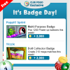 Weekly Badge Tips 2/3 – 2/9