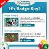 Weekly Badge Tips 2/10 – 2/16