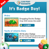 Wednesday Badge Tips 7/27 – 8/2