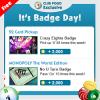 Wednesday Badge Tips 8/24 – 8/30