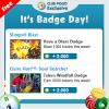 Wednesday Badge Tips 10/26 – 11/1