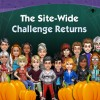 The Site-Wide Challenge Returns