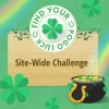 The St. Paddy's Day Site-Wide Challenge Is Over