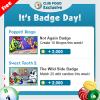 Wednesday Badge Tips 1/18 – 1/24