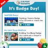 Wednesday Badge Tips 1/25 – 1/31