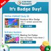 Wednesday Badge Tips 2/1 – 2/7