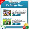 Wednesday Badge Tips 2/8 – 2/14
