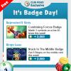 Wednesday Badge Tips 3/8 – 3/14