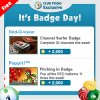 Wednesday Badge Tips 3/29 – 4/4