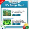Wednesday Badge Tips 4/5 – 4/11