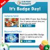 Wednesday Badge Tips 4/12 – 4/18