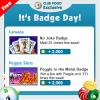 Wednesday Badge Tips 5/3 – 5/9