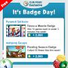 Wednesday Badge Tips 5/17 – 5/23