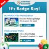 Wednesday Badge Tips 5/31 – 6/6