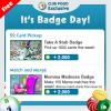 Wednesday Badge Tips 6/14 – 6/20