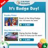 Wednesday Badge Tips 7/19 – 7/25