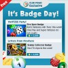 Weekly Badge Tips 10/15 – 10/21