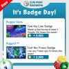 Weekly Badge Tips 1/27 – 2/2
