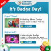 Weekly Badge Tips 4/20 – 4/26