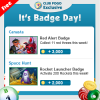 Weekly Badge Tips 4/27 – 5/3