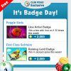 Weekly Badge Tips 5/4 – 5/10