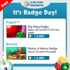 Wednesday Badge Tips 5/25 – 5/31