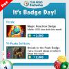 Wednesday Badge Tips 6/22 – 6/28