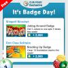 Wednesday Badge Tips 9/28 – 10/4
