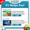 Wednesday Badge Tips 10/19 – 10/25