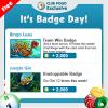 Wednesday Badge Tips 12/7 – 12/13