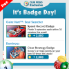 Wednesday Badge Tips 2/15 – 2/21