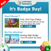 Wednesday Badge Tips 3/22 – 3/28