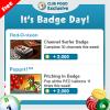 Wednesday Badge Tips 3/29 – 4/4