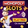 Spin. Win. Own it all. With MONOPOLY Slots!