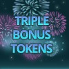 Triple Bonus Tokens – 1a
