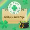 Celebrate with Pogo –  Happy St. Patrick's Day! – Mar 17, 2018  – 4