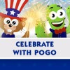 Celebrate with Pogo – Happy Canada Day and Fourth of July! – July 1 – 4, 2018