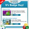 Wednesday Badge Tips 8/23 – 8/29
