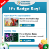 Wednesday Badge Tips 8/30 – 9/5