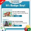 Wednesday Badge Tips 9/6 – 9/12