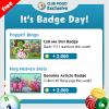 Wednesday Badge Tips 9/13 – 9/19
