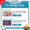 Wednesday Badge Tips 10/4 – 10/10
