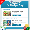 Wednesday Badge Tips 10/18 – 10/24