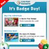 Wednesday Badge Tips 11/01 – 11/07