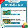 Wednesday Badge Tips 11/08 – 11/14