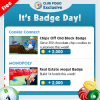 Wednesday Badge Tips 1/3 – 1/9