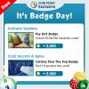 Wednesday Badge Tips 12/20 – 12/26