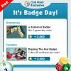 Wednesday Badge Tips 12/27 – 1/2