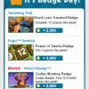 Weekly Badge Tips 2/28 – 3/6