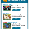 Weekly Badge Tips 3/7 – 3/13